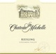 Chateau Ste. Michelle Columbia Valley Riesling 2013