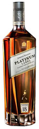Johnnie Walker Platinum Label Blended Scotch Whisky 18 year old
