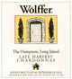 Wolffer Diosa Late Harvest Chardonnay
