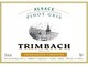 Trimbach Vendanges Tardives Pinot Gris 2000
