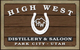 High West Distillery A Mid Winter Night's Dram Act 2 Scene 10
