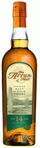 Isle of Arran Single Malt Scotch 14 year old
