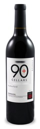 90+ Cellars Lot 91 Reserve Zinfandel 2012