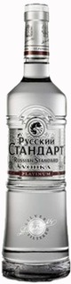 Russian Standard Platinum Vodka