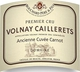 Bouchard Pere & Fils Volnay Caillerets Ancienne Cuvée Carnot 2010