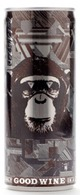 The Infinite Monkey Theorem Back Alley Red Can