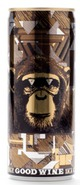 The Infinite Monkey Theorem Carbonated Black Muscat Can