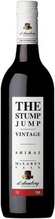 d'Arenberg The Stump Jump Shiraz 2011