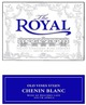 The Royal Valley Vineyards Wine Company Old Vines Steen Chenin Blanc 2013