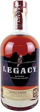 Legacy Whiskey Blended Canadian Whiskey