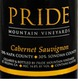 Pride Mountain Vineyards Cabernet Sauvignon 2011