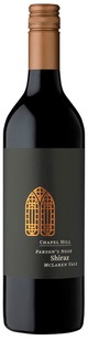 Chapel Hill Parson's Nose Shiraz 2013
