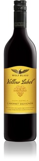 Wolf Blass Yellow Label Cabernet Sauvignon 2012