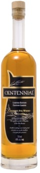 Centennial Canadian Rye Whisky 10 year old