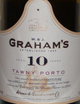 W&J Graham's Tawny Port 10 year old