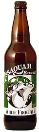 Rogue Issaquah White Frog Ale