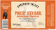 Anderson Valley Brewing Pinchy Jeek Barl Bourbon Barrel Pumpkin Ale