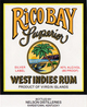 Rico Bay Superior West Indies Light Rum