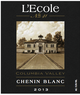 L'Ecole No 41 Columbia Valley Chenin Blanc 2013
