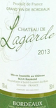 Chateau de Lagarde Bordeaux Blanc