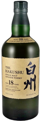 Suntory The Hakushu Single Malt Whisky 18 year old