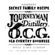 Journeyman Distillery O.C.G. Old Country Goodness Apple Cider Liqueur