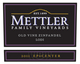 Mettler Family Vineyards Epicenter Old Vine Zinfandel 2011