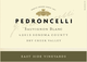 Pedroncelli East Side Vineyards Sauvignon Blanc 2013