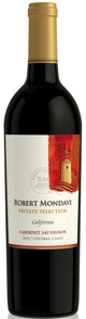 Robert Mondavi Private Selection Cabernet Sauvignon 2013