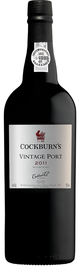 Cockburn's Vintage Port 2011