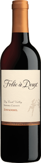 Folie a Deux Dry Creek Valley Zinfandel 2012