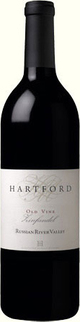 Hartford Russian River Valley Zinfandel 2012