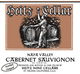 Heitz Cellar Martha's Vineyard Cabernet Sauvignon 2010