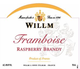 Alsace Willm Framboise Raspberry Brandy
