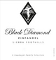 Black Diamond Zinfandel 2012