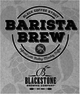 Blackstone Brewery Barista Brew Black Coffee Stout