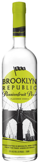 Brooklyn Republic Passionfruit Pear Vodka