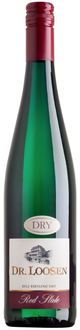 Dr. Loosen Red Slate Dry Riesling 2012