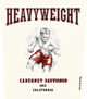 Heavyweight Red Cabernet Sauvignon 2012