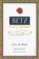 Betz Family Winery Clos de Betz 2010