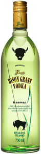 Bak's Bison Grass Vodka