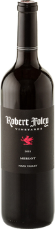 Robert Foley Merlot 2011