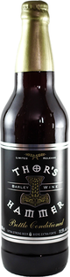 Central City Brewing Company Thor's Hammer Bottle Conditioned Barley Wine
