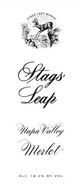 Stags' Leap Winery Napa Valley Merlot 2012