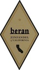 Beran Vineyards California Zinfandel 2012