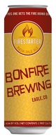 Bonfire Brewing Firestarter IPA