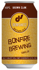 Bonfire Brewing Demshitz Brown Ale