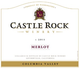 Castle Rock Columbia Valley Merlot 2011