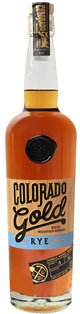 Colorado Gold Rocky Mountain Rye Whiskey
