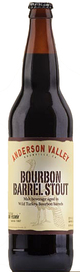 Anderson Valley Brewing Wild Turkey Bourbon Barrel Stout